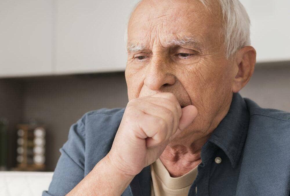 fisioterapia respiratoria cómo expectorar exceso de flemas