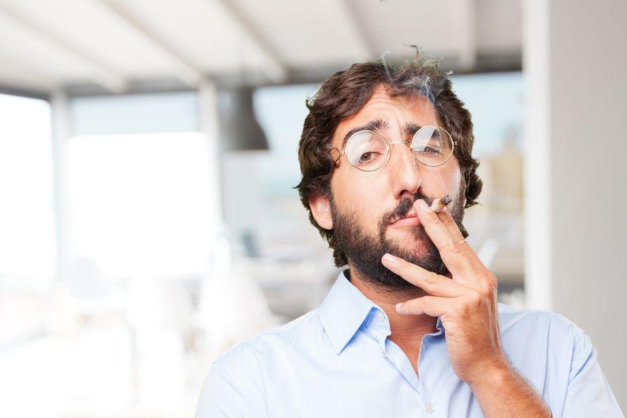 la EPOC está causada por el tabaco y es incurable
