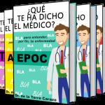 Manuales divulgativos para pacientes de enfermedades respiratorias