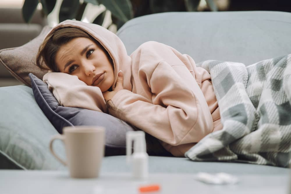 sintomas de una neumonía