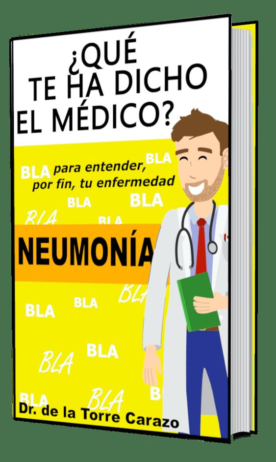 Manual Qué te ha dicho el Médico Neumonía