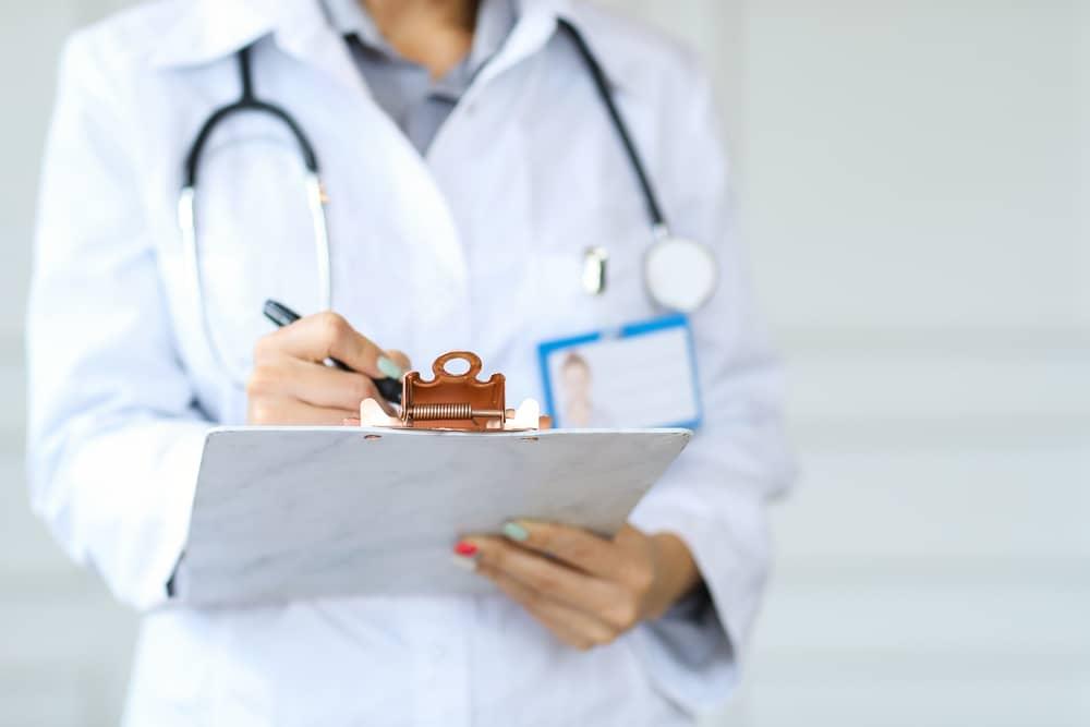 cuestionario médico historia clínica