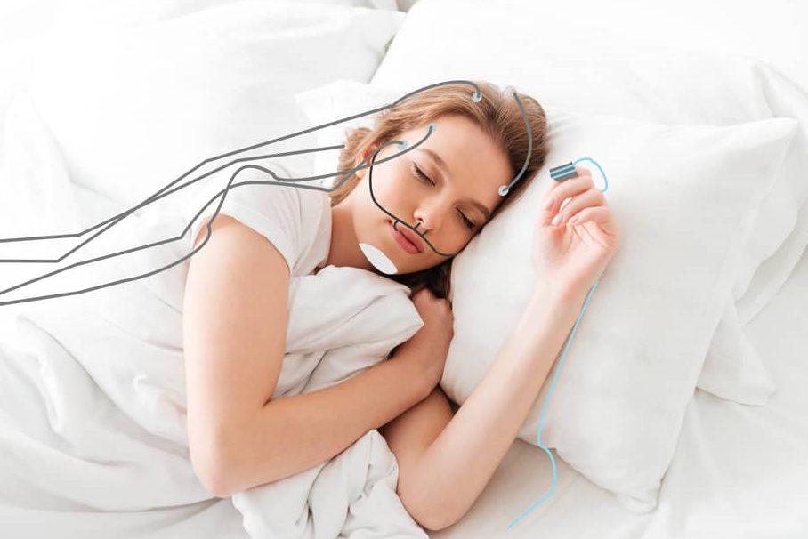 polisomnografia nocturna estudio de sueño apnea del sueño SAHS